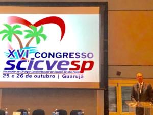 Dr. Fábio Jatene palestra sobre o futuro da cirurgia de revascularização do miocárdio